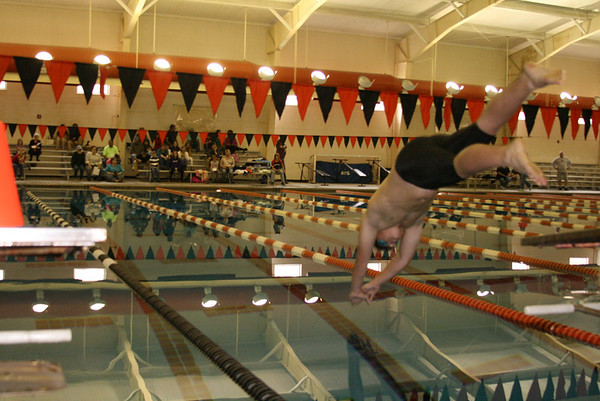 Hargrave Swimming
